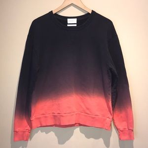 Community Aritzia Ombré Pullover Sweater